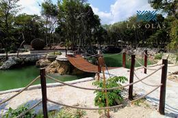 Foto Terreno en Venta en  Tulum ,  Quintana Roo  LOTE EN ZONA RESIDENCIAL- EXCELENTE OPORTUNIDAD DE INVERSIÓN - BAHIA PRINCIPE TULUM