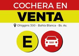 Foto Cochera en Venta en  Bahia Blanca ,  Interior Buenos Aires  ohiggins 452