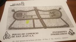 Foto thumbnail Terreno en Venta en  Country El Huarpe,  Rivadavia  Av. José Ignacio de la Roza Oeste