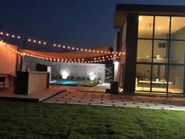 Foto Terreno en Venta en  Portal del Norte,  Gral. Zuazua  Quinta en Venta en Portal del Norte Zona Zuazua, alberca, casa con habitaciones, gran jardin, palapa, excelente para tus reuniones familiares o inversion (LJGC)