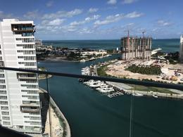 Foto Departamento en Venta en  Puerto Cancún,  Cancún  Departamento en Venta en Cancún, ARIA en Puerto con Cancún de 2 recámaras con Vista al Mar