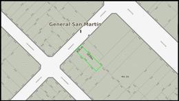 Foto Terreno en Venta en  S.Martin(Ctro),  General San Martin  rivadavia al 3300