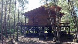 Foto Casa en Venta en  Toro,  Zona Delta Tigre  Toro Cabaña a Estrenar