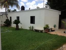 Foto Casa en Venta en  Fraccionamiento Montecristo,  Mérida  MONTECRISTO, RESIDENCIA CON AMPLIO TERRENO.