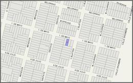 Foto Terreno en Venta en  San Jeronimo Norte,  Las Colonias  Lote de 300 m2 con todos los servicios. Gas Natural, Cloacas, Agua corriente