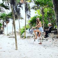 Foto Terreno en Venta en  Tulum,  Tulum  Terreno en venta Tulum, Bak Tulum 1754 m2 Condominal Quintana Roo