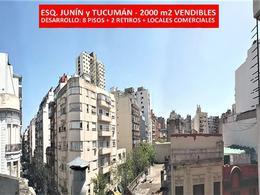 Foto Terreno en Venta en  Balvanera ,  Capital Federal  Junín al 575