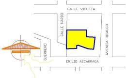Foto Casa en Renta en  Jardín,  Tampico  Desarrollo habitacional en Fraccionamiento Jardín Col. Jardín, Tampico