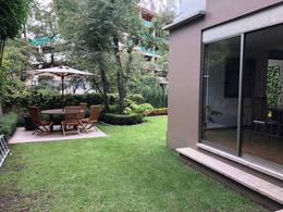 Foto Casa en condominio en Renta en  Paseo de las Lomas,  Alvaro Obregón  EN RENTA HERMOSA CASA EN FRACCIONAMIENTO DOBLE SEGURIDAD