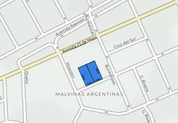Foto Terreno en Venta en  Trelew ,  Chubut  30 x 50 frente sobre calle San Martin al 2300