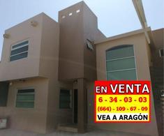 Foto Casa en Venta en  Tijuana,  Tijuana  VENDEMOS PRECIOSA CASA EN FRACC. CON MUCHA SEGURIDAD