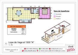 Foto Departamento en Venta en  Villa Luro ,  Capital Federal  Lope de Vega al 1300 3° A