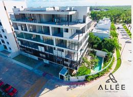 Foto Departamento en Venta en  Arbolada,  Cancún  Departamento en venta en Cancún, 2 recámaras para estrenar ALLEE Living Ville en Arbolada