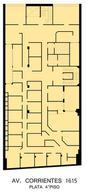 Foto thumbnail Edificio Comercial en Alquiler en  Centro ,  Capital Federal  Av. Corrientes al 1600