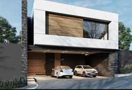Foto Casa en Venta en  Monterrey ,  Nuevo León  Calle Casper, Lote 14, Aires del Vergel