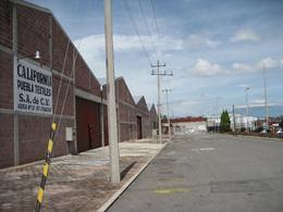Foto Bodega Industrial en Renta en  San Jerónimo Caleras,  Puebla  Renta de naves en parque Industrial, Autopista y Federal a Tlaxcala (b.1.097.01)