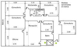 Foto thumbnail Departamento en Venta en  Barrio Norte ,  Capital Federal  Las Heras al 2900