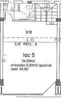 Foto Local en Alquiler en  Puerto Madryn,  Biedma  Marcos A. Zar n°403, Local Número 5, Edificio Caleta 2l