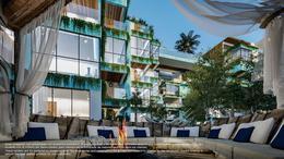 Foto Departamento en Venta en  Tulum ,  Quintana Roo  Hermoso Departamento-  Equipado y Amueblado 1 Rec. con ALBERCA - TULUM