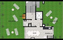Departamento Venta Monoambiente edificio construcción Presidente Roca 1600 - Centro