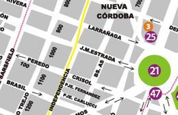 Foto Terreno en Venta en  Nueva Cordoba,  Capital  Nueva Cordoba lote en venta 1400m2  edificables