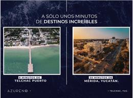 Foto Terreno en Venta en  Telchac Puerto ,  Yucatán  Exclusivos terrenos residenciales para hacer tu casa de playa.