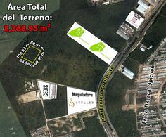 Foto Terreno en Venta en  Tixcacal Opichen,  Mérida  Terreno De 8,368.95 m2 Zona Tixcacal