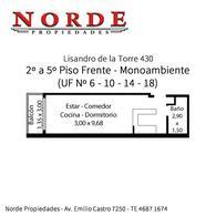 Foto Departamento en Venta en  Liniers ,  Capital Federal  Lisandro de la Torre 430 5º Piso Frente UF Nº 18