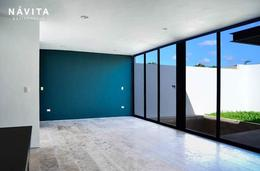 Foto Casa en condominio en Venta en  Santa Gertrudis Copo,  Mérida  Casa en venta Privada Návita (Mod A2) Santa Gertrudis Copo, Mérida Yucatán