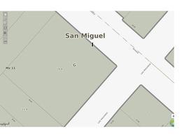 Foto Terreno en Venta en  San Miguel ,  G.B.A. Zona Norte  Muñoz y Las Malvinas
