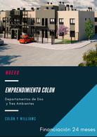 Foto Departamento en Venta en  Jose Clemente Paz,  Jose Clemente Paz                        Departamentos en Pozo  Colon al 2500    Dto 4 PB