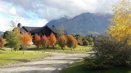 Foto Terreno en Venta en  Arelauquen,  Bariloche  Terreno lindero a las canchas de Polo