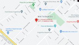 Foto Terreno en Venta en  Mataderos ,  Capital Federal  coronel cardenas al 2200