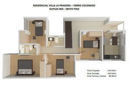 Foto Departamento en Venta en  Cerro Colorado,  Arequipa  VILLA LA PRADERA DPLX 604
