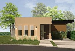 Foto Casa en Venta en  Santa Guadalupe,  Pilar Del Este  Casa en venta a estrenar en pilar del Este