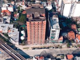 Foto Terreno en Venta en  Belgrano ,  Capital Federal  Av. Olazábal *  3432.  Edificio en construcción. OBRA PARALIZADA.  10000m2. aprox.  Por m2.  usd  700.
