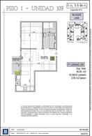 Foto Departamento en Venta en  Villa Adelina,  San Isidro  Cajaraville 4013, Dto. 109