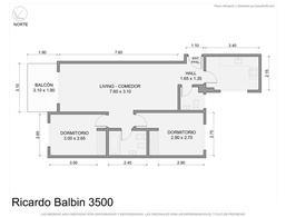 Foto Departamento en Venta en  Saavedra ,  Capital Federal  Dr. Ricardo Balbín al 3500
