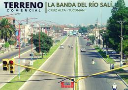 Foto Terreno en Venta en  Banda Del Rio Sali,  Cruz Alta  Av. Independencia 30