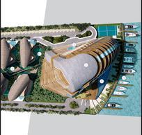 Foto Casa en Venta en  Puerto Cancún,  Cancún  Casa en Venta en Cancún, Mansiones  Shark Tower en  Puerto Cancún Espectacular  y Unicas