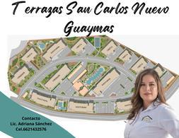 """Foto Departamento en Venta en  El Mirador,  Guaymas  VENTA DE CONDOMINIOS """"TERRAZAS"""" MODELO SANTORINI EN SAN CARLOS NUEVO GUAYMAS"""