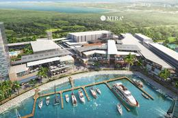 Foto Departamento en Venta en  Puerto Cancún,  Cancún  SHARK PUERTO CANCUN | DEPARTAMENTO 1 HAB | POOL LOUNGE | INFINTY POOL | MARINA | NATURAL POOLS| 7mo planta