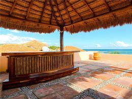 Foto Casa en Renta temporal en  Puerto Aventuras,  Solidaridad  Villa con Playa Puerto Aventuras Renta Vacacional
