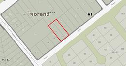Foto Casa en Venta en  Centro (Moreno),  Moreno  Maipu al 1200
