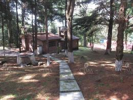 Foto Casa en Venta en  Fraccionamiento San José de La Montaña,  Huitzilac  VENTA CABAÑA DE UN SOLO NIVEL -V145