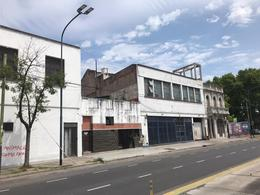 Foto Terreno en Alquiler | Venta en  Parque Patricios ,  Capital Federal  Av. Chiclana y Brasil