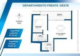 Foto Departamento en Venta en  Sur,  Santa Fe  5° piso Oeste Frente - 3 de febrero 3123