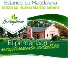Foto Terreno en Venta en  La Magdalena,  Ezeiza  Cá ceres  Estancia La Magdalena, barrio Green