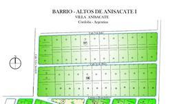Foto Terreno en Venta en  Villa Anisacate,  Santa Maria  LOTES GRANDES en VENTA - Bº Altos de ANISACATE