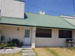 Foto Casa en condominio en Venta en  San Pedro Totoltepec,  Toluca  Venta | San Pedro Toltotepec, Edo. Mex.